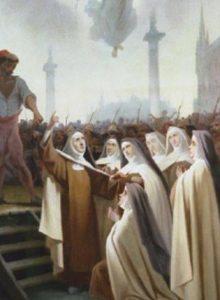 The Blessed Carmelite Martyrs of Compiègne | Carmelite Nuns