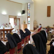 Thicket Priory 10th anniversary celebrations