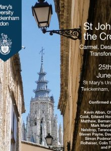 St John of the Cross Conference